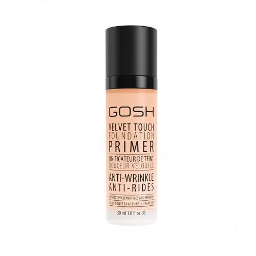 Gosh Velvet Touch Foundation Primer Anti-Wrinkle Основа под макияж с антивозрастным эффектом