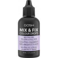 Gosh Mix & Fix Colour Drops Корректирующее средство