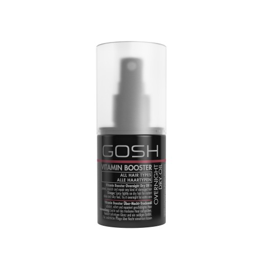Vitamin Booster Overnight Dry Oil Масло для волос питательное