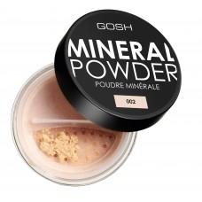 Gosh Mineral powder Пудра для лица минеральная рассыпчатая