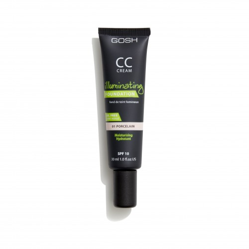 CC Cream illuminating foundation CC крем тональный