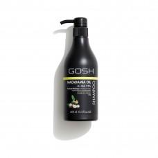 Hair Shampoo Macadamia Oil Шампунь питательный с маслом макадамии 450 ml