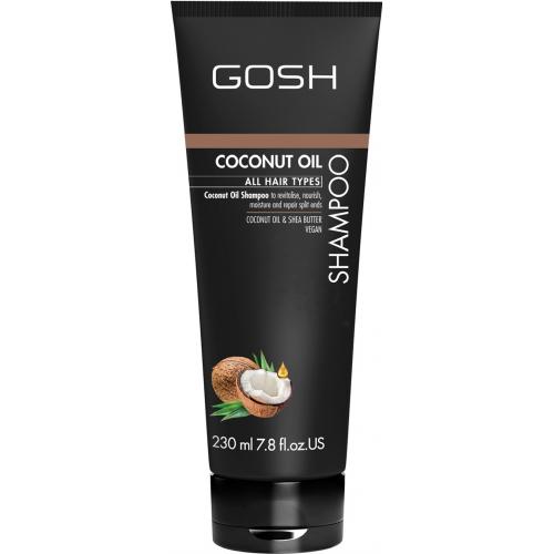 Hair Shampoo Coconut Oil Шампунь для волос питательный 230 ml