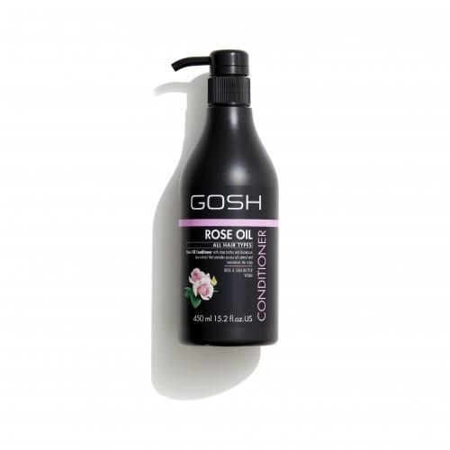 Hair Conditioner Rose Oil  Кондиционер для нормальных и поврежденных волос 450 мл