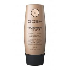 Gosh Foundation Plus SPF15 Тональный крем