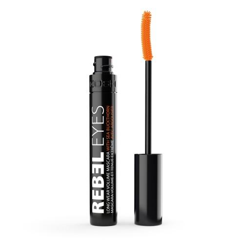 Rebel Eyes Mascara Long Wear Volume Тушь для удлинения и подкручивания ресниц