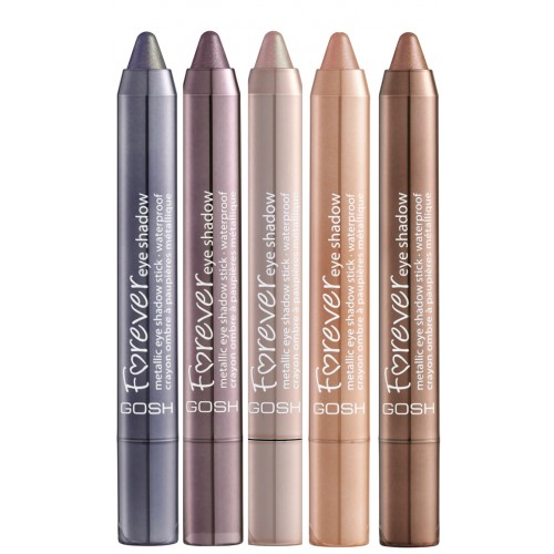 Gosh Forever eyeshadow Тени-карандаш для век